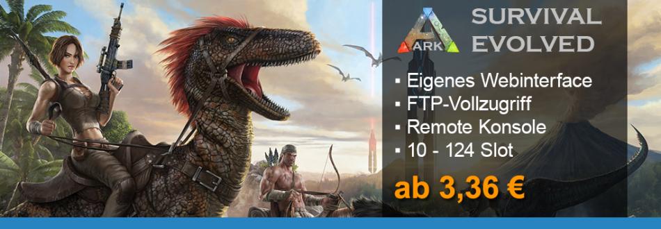 ARK Server mieten